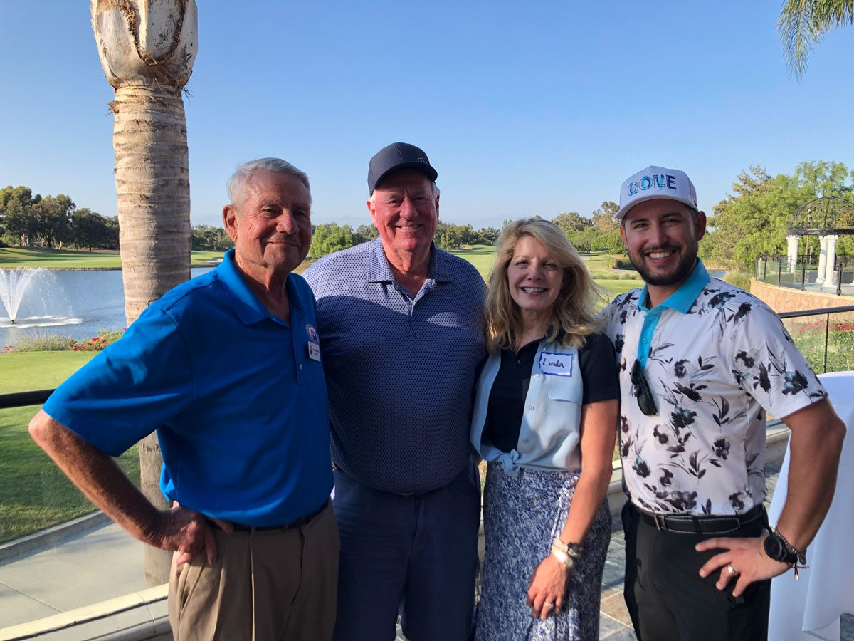 The LBCREC Charity Golf Tournament Fisher House Directors